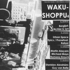 Wakushoppu announces the program for the first half of 2013