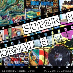 9/2/2014 HANDA GOTE RESEARCH AND DEVELOPMENT + JEŽEK - KLAPPER: SUPER8 NORMAL8
